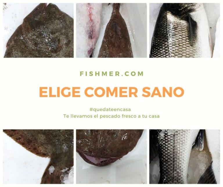 Recetas de pescado para comer sano y rico